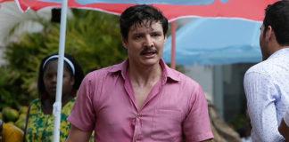 педро паскаль нарки (2017) кадр из сериала 1